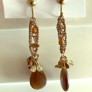 Clip on fashion earrings